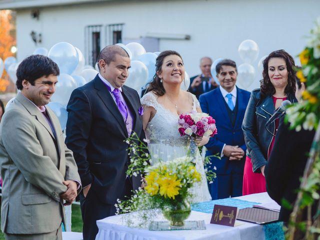 El matrimonio de Fernanda y Rene