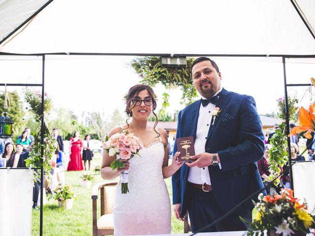 El matrimonio de María José y Luis