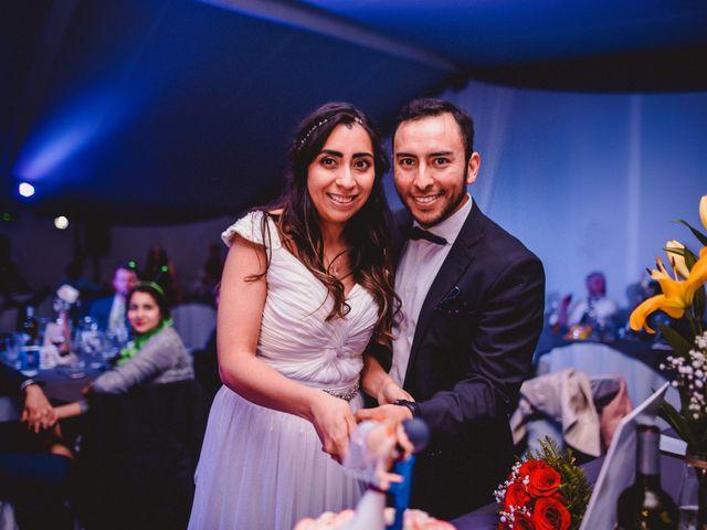 El matrimonio de Romina y Jimmy