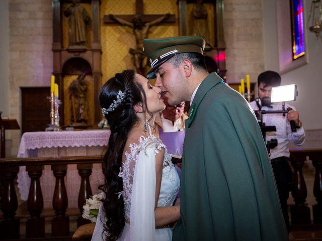 El matrimonio de Marco y Patricia en Graneros, Cachapoal 10