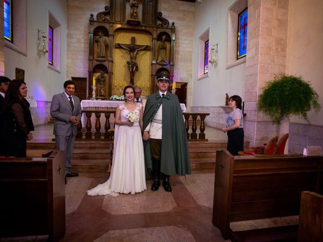 El matrimonio de Marco y Patricia en Graneros, Cachapoal 11