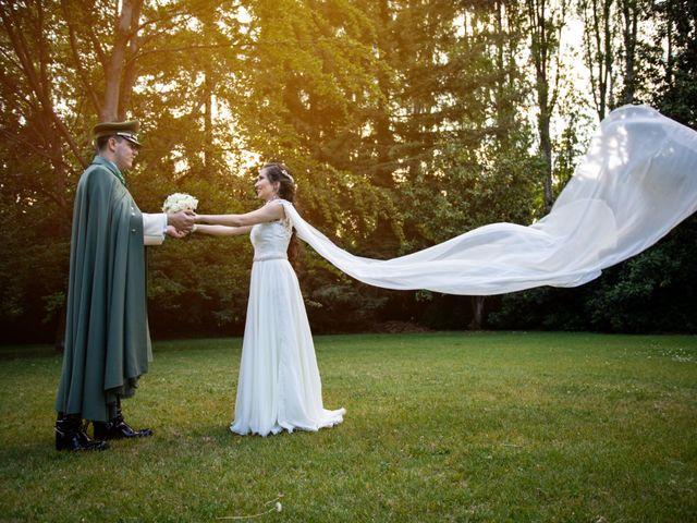 El matrimonio de Patricia y Marco