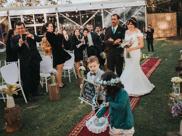 El matrimonio de Cristian y Constanza en Hualpén, Concepción 16