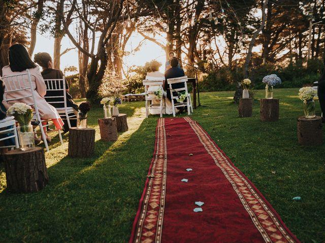 El matrimonio de Cristian y Constanza en Hualpén, Concepción 18