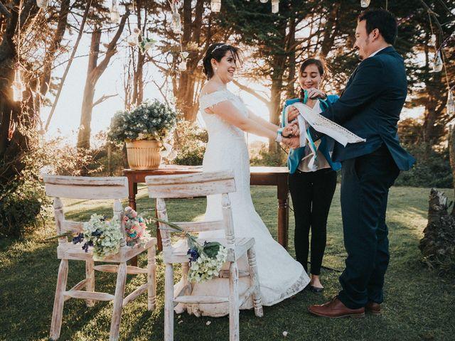 El matrimonio de Cristian y Constanza en Hualpén, Concepción 19