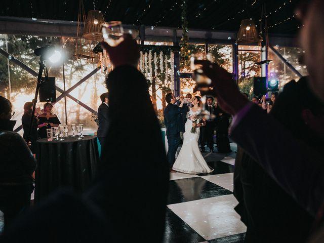 El matrimonio de Cristian y Constanza en Hualpén, Concepción 22