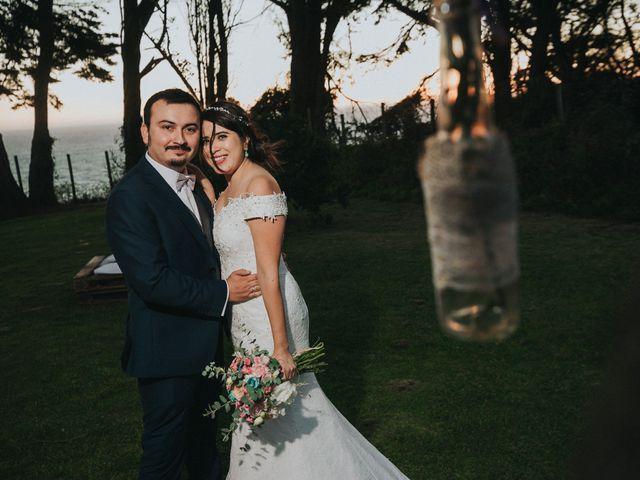 El matrimonio de Cristian y Constanza en Hualpén, Concepción 23