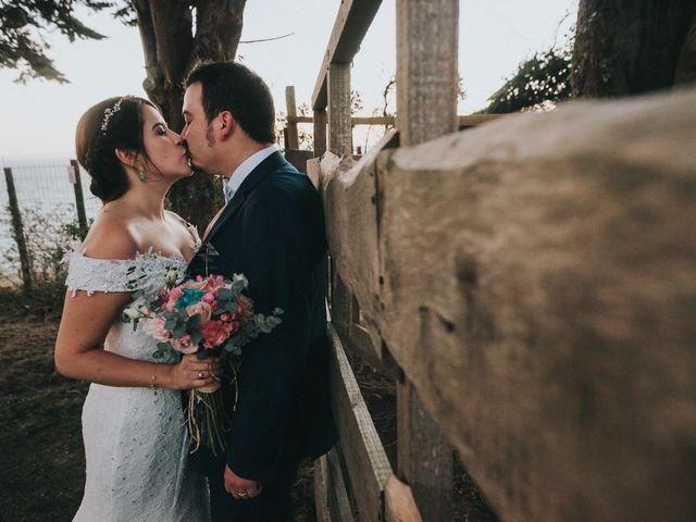 El matrimonio de Cristian y Constanza en Hualpén, Concepción 24