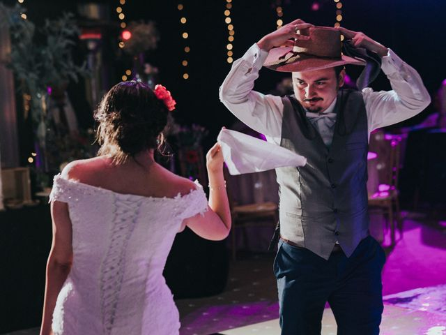 El matrimonio de Cristian y Constanza en Hualpén, Concepción 32