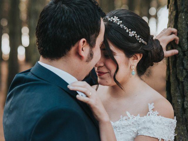 El matrimonio de Cristian y Constanza en Hualpén, Concepción 35
