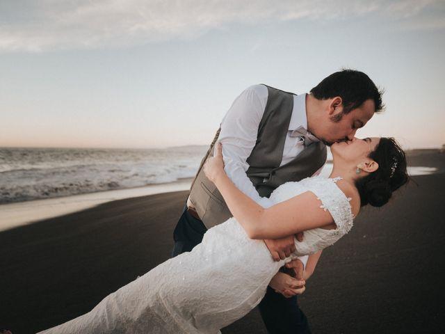 El matrimonio de Cristian y Constanza en Hualpén, Concepción 44