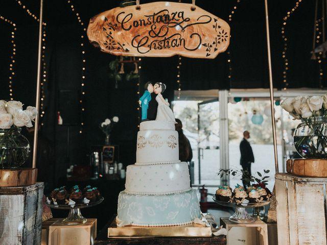 El matrimonio de Cristian y Constanza en Hualpén, Concepción 48
