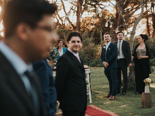 El matrimonio de Cristian y Constanza en Hualpén, Concepción 50
