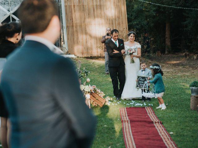El matrimonio de Cristian y Constanza en Hualpén, Concepción 51