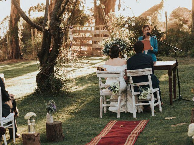 El matrimonio de Cristian y Constanza en Hualpén, Concepción 53