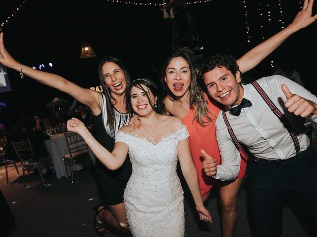 El matrimonio de Cristian y Constanza en Hualpén, Concepción 62