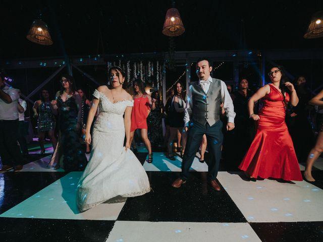 El matrimonio de Cristian y Constanza en Hualpén, Concepción 74