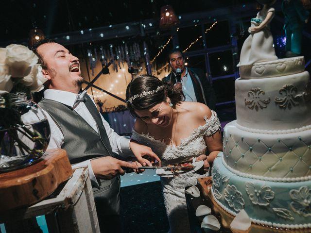 El matrimonio de Cristian y Constanza en Hualpén, Concepción 78