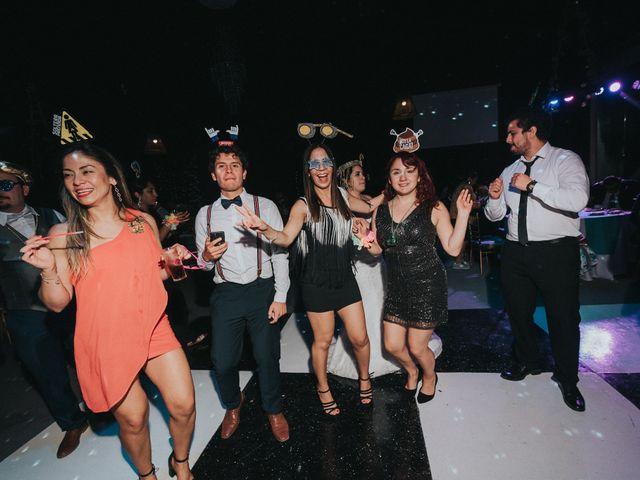 El matrimonio de Cristian y Constanza en Hualpén, Concepción 82
