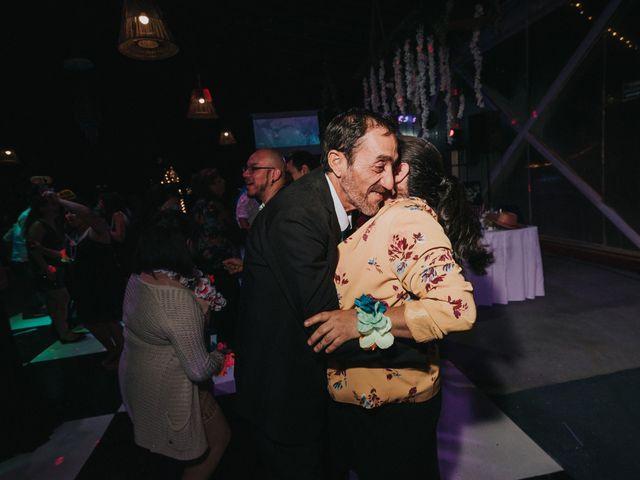El matrimonio de Cristian y Constanza en Hualpén, Concepción 88