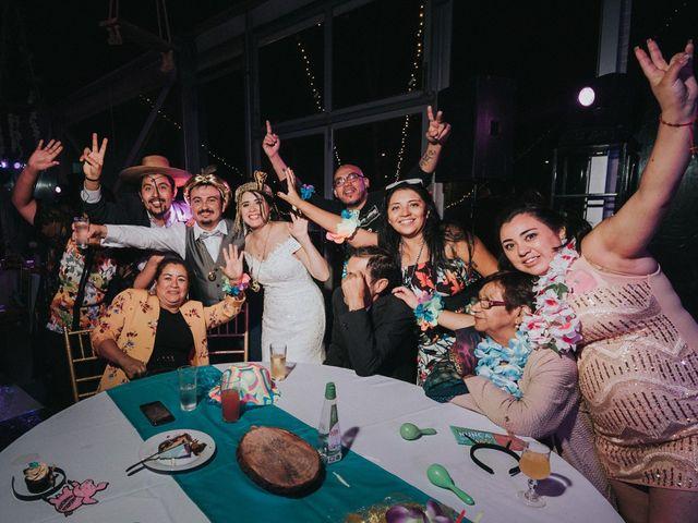 El matrimonio de Cristian y Constanza en Hualpén, Concepción 89