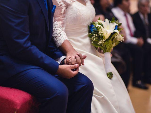 El matrimonio de Gabriel y Margarita en Melipilla, Melipilla 20