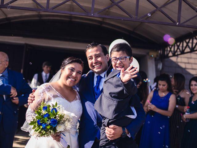 El matrimonio de Gabriel y Margarita en Melipilla, Melipilla 32