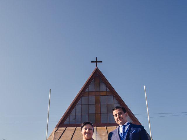 El matrimonio de Gabriel y Margarita en Melipilla, Melipilla 33
