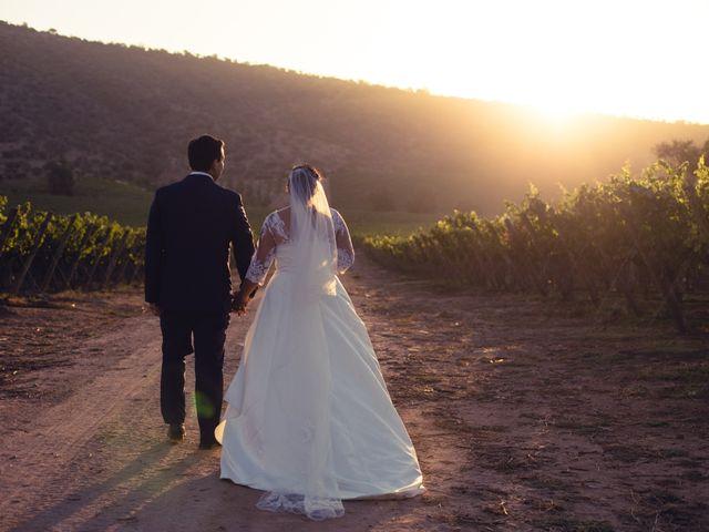 El matrimonio de Gabriel y Margarita en Melipilla, Melipilla 36
