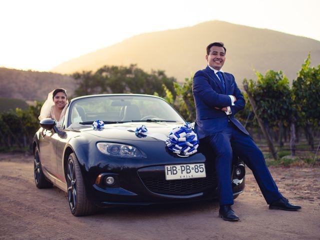 El matrimonio de Gabriel y Margarita en Melipilla, Melipilla 53