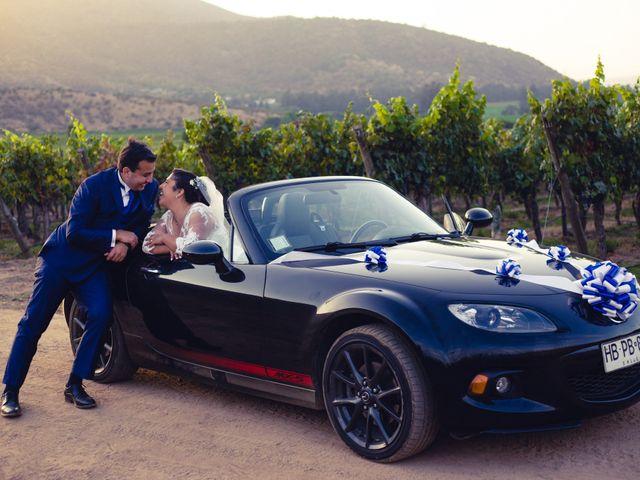 El matrimonio de Gabriel y Margarita en Melipilla, Melipilla 55