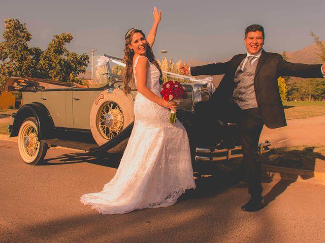 El matrimonio de Nicole y Jaime