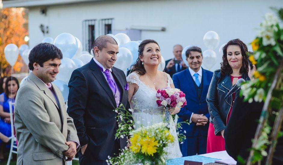 El matrimonio de Rene y Fernanda en Calera de Tango, Maipo