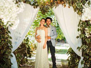 El matrimonio de Pablo y Sandra
