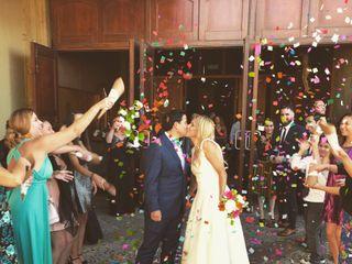 El matrimonio de Karelyn y Camilo 2
