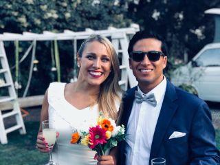 El matrimonio de Karelyn y Camilo