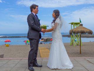 El matrimonio de Maria Jose Vasquez y Emilio Pizarro 2