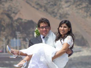 El matrimonio de Maria Jose Vasquez y Emilio Pizarro 3
