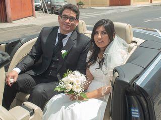 El matrimonio de Maria Jose Vasquez y Emilio Pizarro