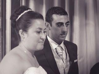 El matrimonio de María Belén y José