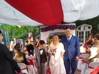 El matrimonio de Katerin y Marco 1