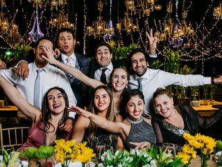 El matrimonio de Catalina y Rafael 3