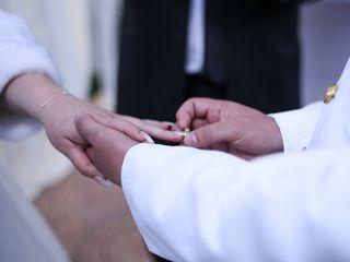 El matrimonio de Karla y Fernando 3