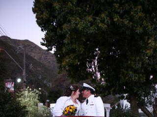 El matrimonio de Karla y Fernando 2