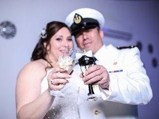 El matrimonio de Karla y Fernando
