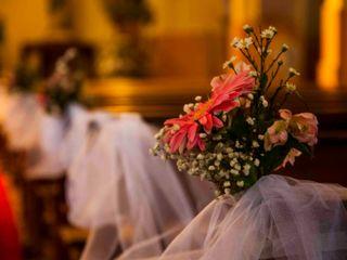 El matrimonio de Fernanda y Marco 1