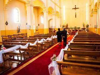 El matrimonio de Fernanda y Marco 2