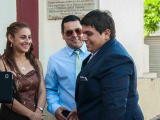 El matrimonio de Fernanda y Marco 3