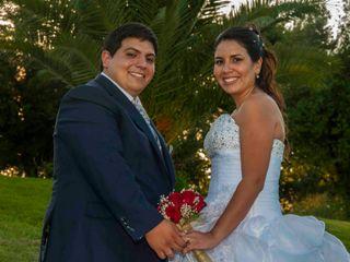 El matrimonio de Fernanda y Marco