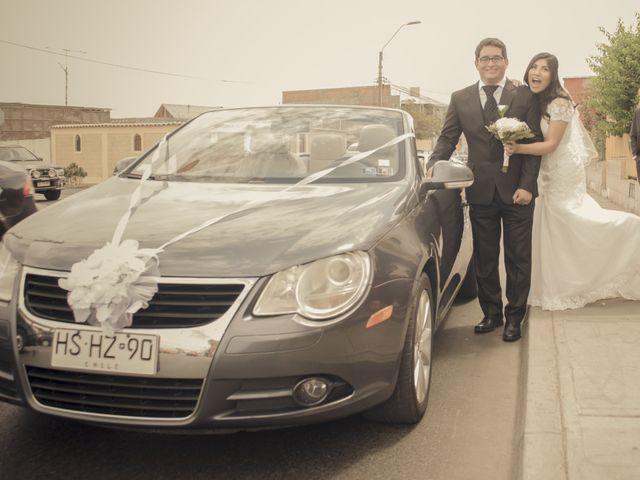 El matrimonio de Emilio Pizarro y Maria Jose Vasquez en Arica, Arica 2